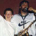Catherine Foster and Yuri Yunakov, Ramblewood, 1995.