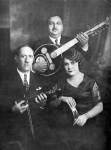 D. Semsis, A. Tomboulis, R. Eskenazi (Athens, 1932) Photo: Wikipedia